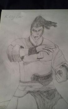 Mortal Kombat Deadly Alliance Kung Lao by Lawrence237