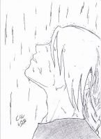 Standing in the Rain by Obsessed-Fangirl-X3