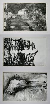 Lithography fail 1,2 and 3 by ihni