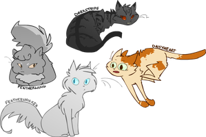 oh my cats by Nifty-senpai