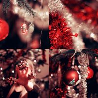 In my Christmas tree. by 6Artificial6