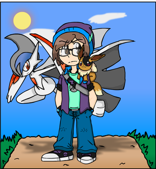Pokemon743 Style - Commission Example by Magma743