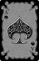 Ace of Spades by Lunar-Alienism