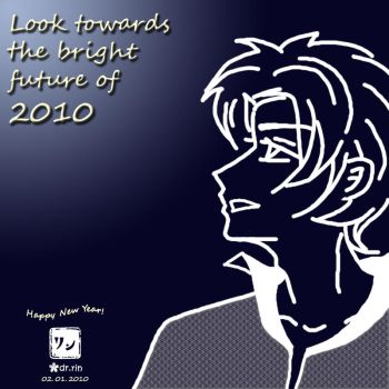 Happy New Year 2010 by dr-rin