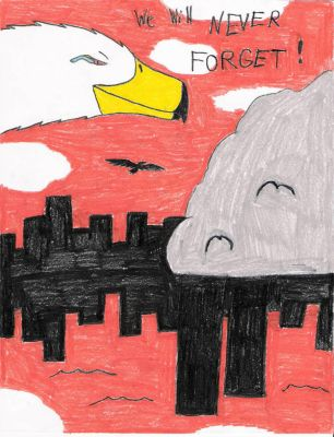 Never Forget by stegosaur3