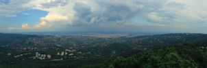 View from the Hill by HoremWeb