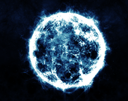 Project Solar system Obsskillon star by Archange1Michael