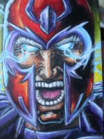 Classic Magneto by Sandy-reaper