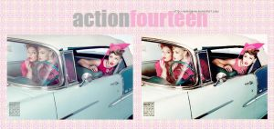 action fourteen. by nearlygone