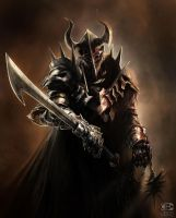 General Of darkness rank 4 by dhennisbalontongart