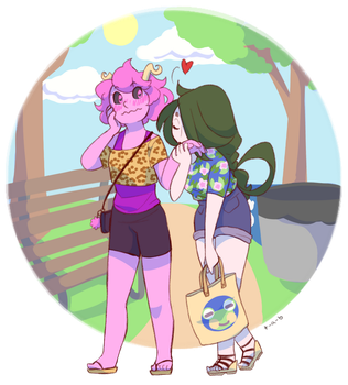 Tsumina by Thoughts-and-Bubbles
