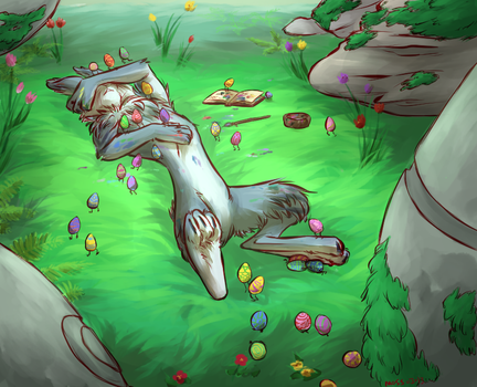 easter by murr-ma-ing