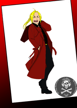 Edward Elric by Kovga