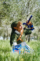 The Legend of Zelda - Link TP 01 by JustBeFriend