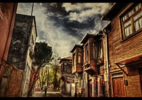 Wooden HDR by ISIK5
