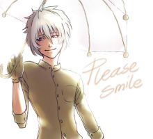 Smile please by TosioRec