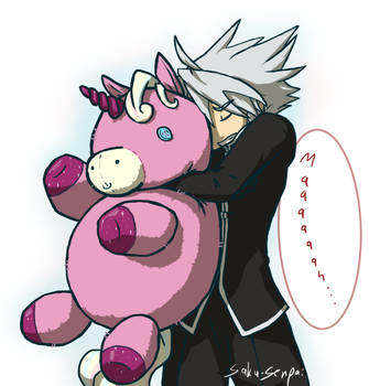 Reapers need hugs, too by Saku-Senpai