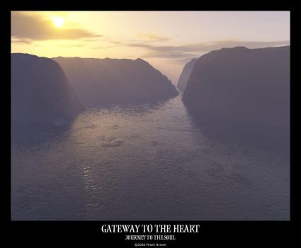 Gateway to the Heart by loneantarcticwolf