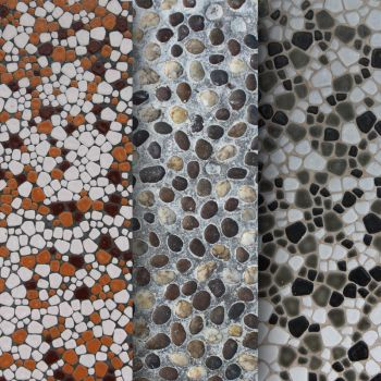 3 Free stone tiles and pebble textures by kropped