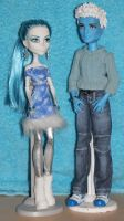 Frost and Hail Miser by rainbow1977