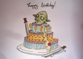 Technical Birthday Cakes In The World