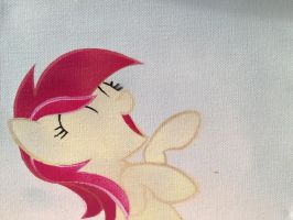 ROFL-Roseluck Stencil by SCARFI5H