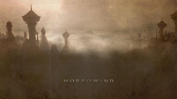 Morrowind wallpaper by B0b0linho