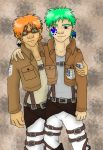 The New Faces of a new Scout Regiment by Sinbadghost