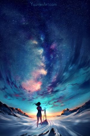 Capture the Sky by yuumei