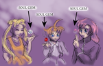 Unified Theory of Mahou Shoujo by ErinPtah