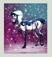 Snowy Yet by Kaninkompis