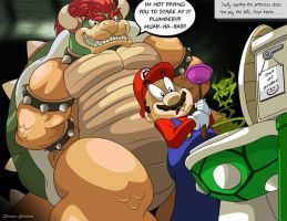 Bowsers Revenge by MightyGoodrum