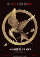 The Hunger Games Fanposter by Nanaxxis-inxxthe-Uk