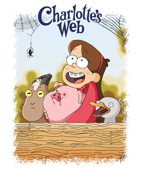 Charlotte's Web by Spicy-Demon