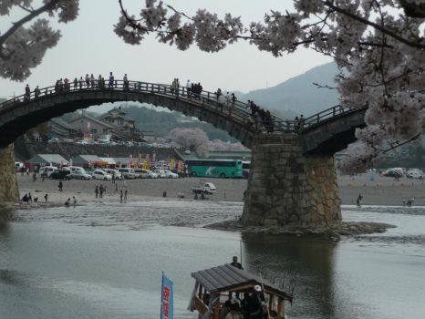 Kintai Bridge by peterS86