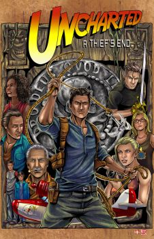 Uncharted by WiL-Woods