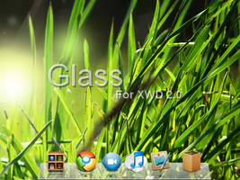 Glass for XWD 2.0 by HeyItPaul