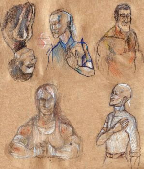 Some Sketches by Neurominus
