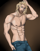 Who Says Dads Can't Be Hot? by Crows-CrandySkulls