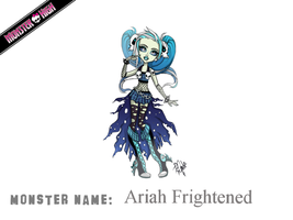 Monster High Entry 6 by M-o-n-s-t-a-R