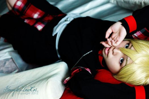 Togainu no Chi - Rin 2 by HoneydewLoveCosplay