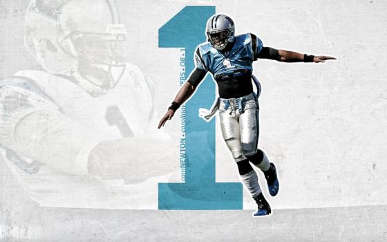 cam newton wallpaper 5 by jb-online