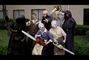 Resident Evil 4 by checkingthecheese