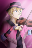 Shou Kurusu :: February Challenge - DAY 12 by Nabuco88