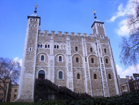 Tower of London by Alice-Coal