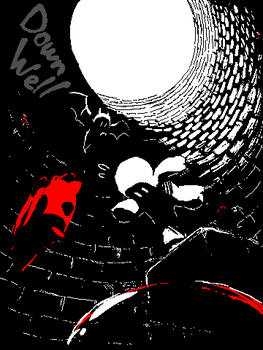 Downwell by mimupon