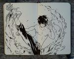 #225 Avatar Book Three: Fire by 365-DaysOfDoodles