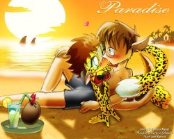Paradise - Trade with Chalo by san-renard