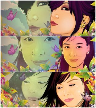Timeline Covers by danamorsolo