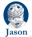 Friday the 13th Baby Jason by DougSQ